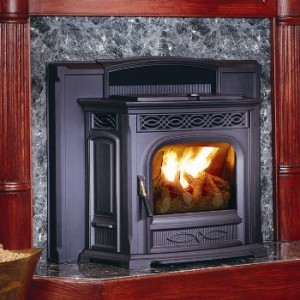 Harman Accentra Small Cast Iron Pellet Stove Insert